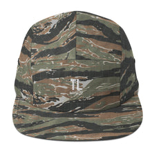 Load image into Gallery viewer, Tote and Lounge Five Panel Cap
