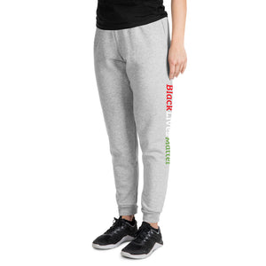 BLM CIVIL RIGHTS MULTI Unisex Joggers