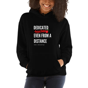 Teaching from a Distance Unisex Hoodie