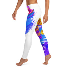 Load image into Gallery viewer, Paint Brush Leggings