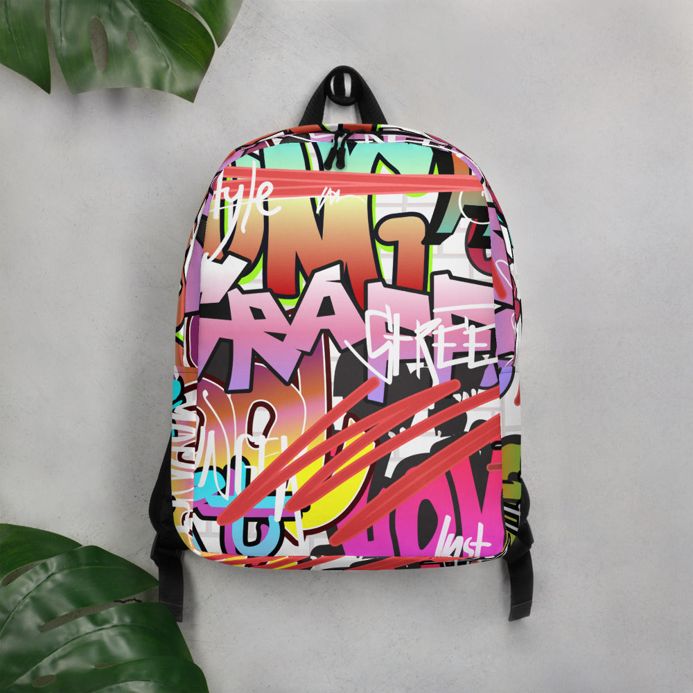 In These Streets Backpack