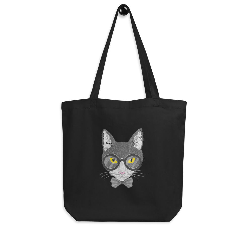 Mr. B 100% Organic Eco Tote Bag