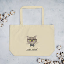 Load image into Gallery viewer, Mr. W's Large Organic tote bag