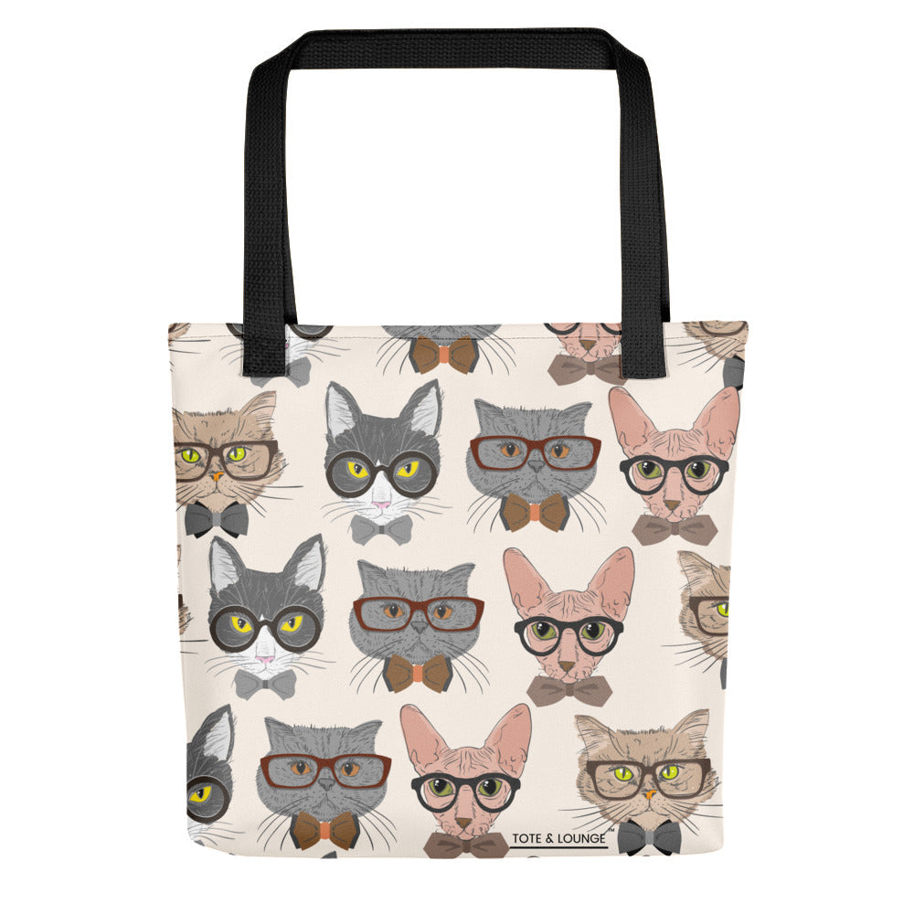 That's Mr. Cat to You Tote bag