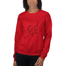 Load image into Gallery viewer, God is Unisex Sweatshirt