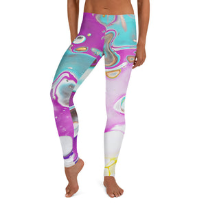 Marble Multi Leggings