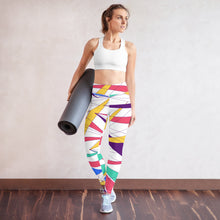 Load image into Gallery viewer, Retro Yoga Leggings