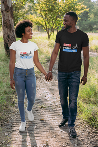 Get your Soul to the Poll 2020 Black Short-Sleeve Unisex T-Shirt