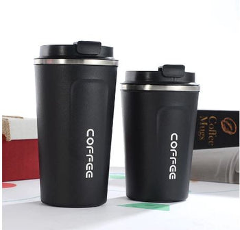 500/380ML Thermos Flask Coffee Mug Thermos Mug Travel Cup Flask
