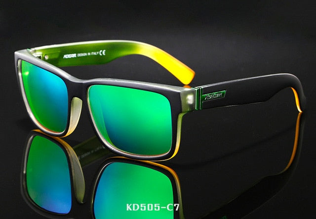 KDEAM Sport Sunglasses Polarized Sun Glasses Outdoor Driving Sunglass 25 Styles