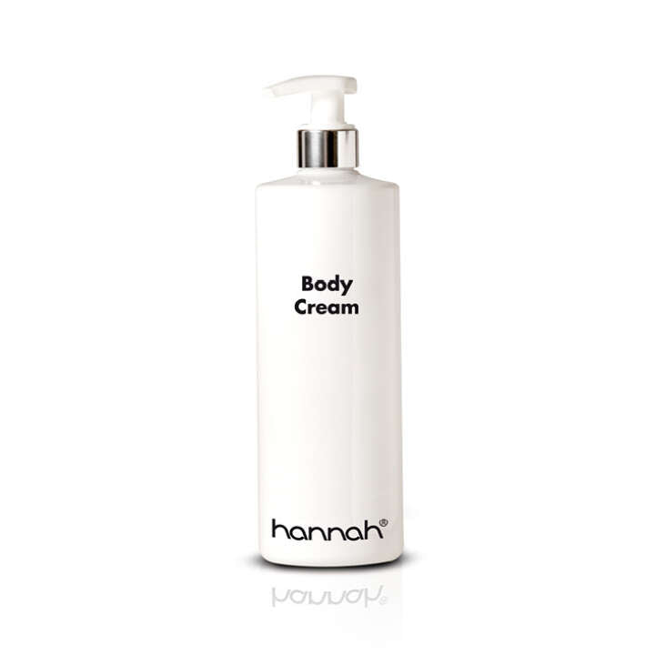 hannah Body Cream 500 ml
