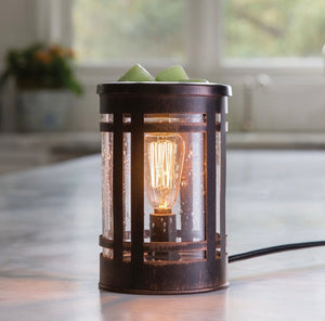 Mission Edison Bulb Wax Melt Warmer