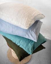 Load image into Gallery viewer, Pillowcase from natural softened linen - Linen Couture Boutique