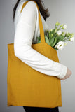 Eco friendly shopping bag - Linen Couture Boutique