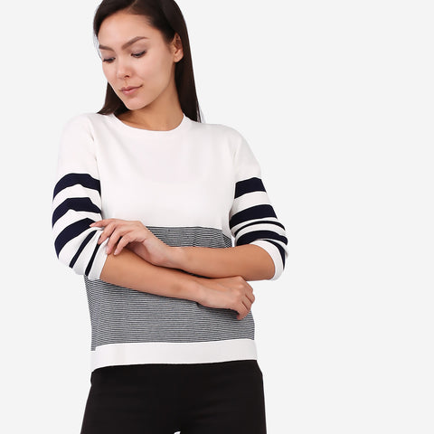 Five Stripes Sweater