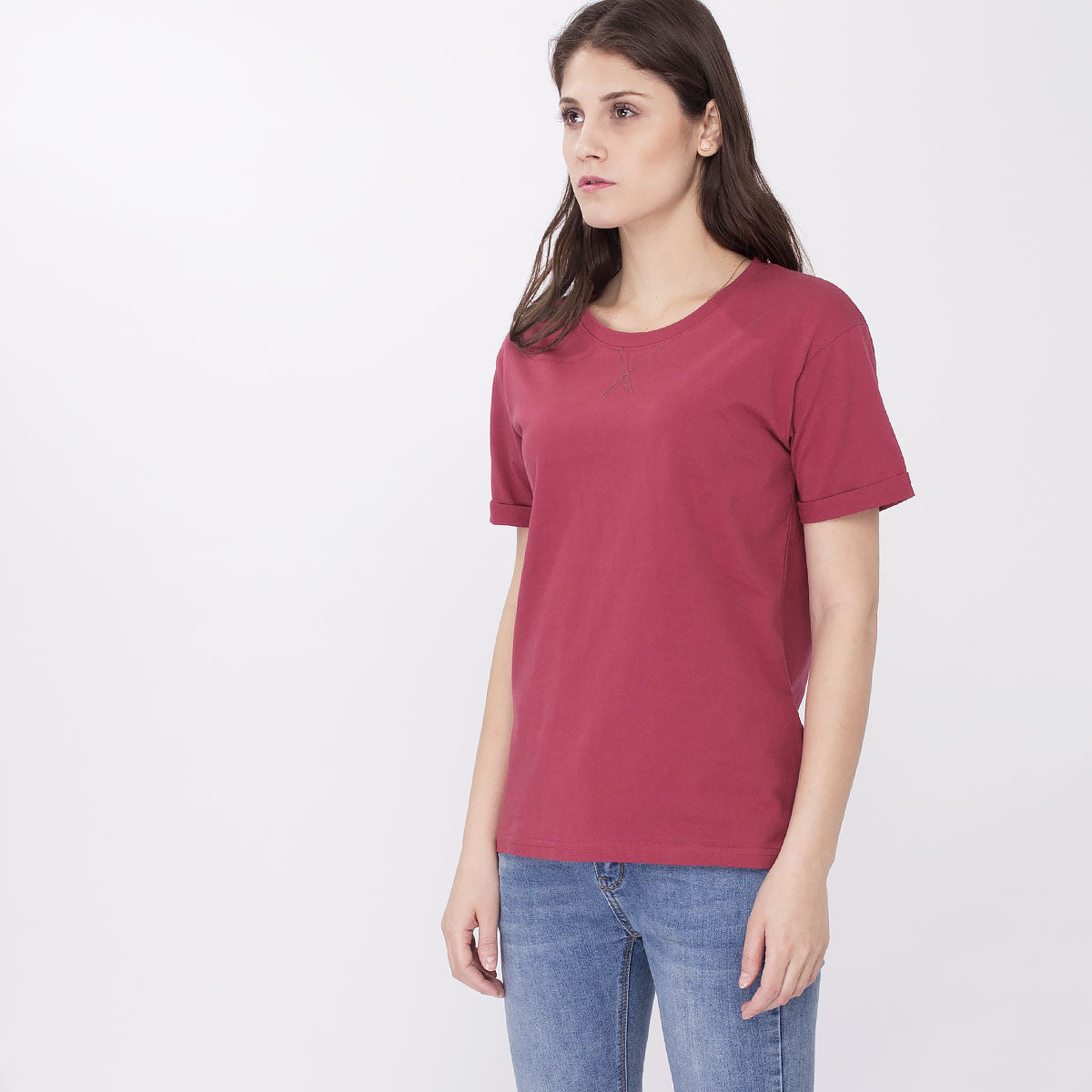 Red Fanni Tee