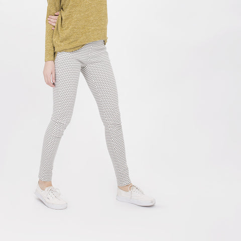 Triangle Pattern Jeggings
