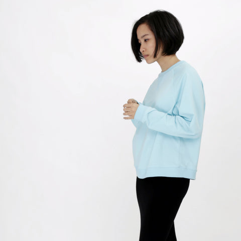 Baby Blue Lollipop Sweatshirt