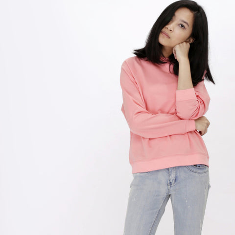Baby Pink Lollipop Sweatshirt