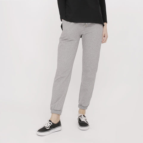 Grey Basic Sweatpants
