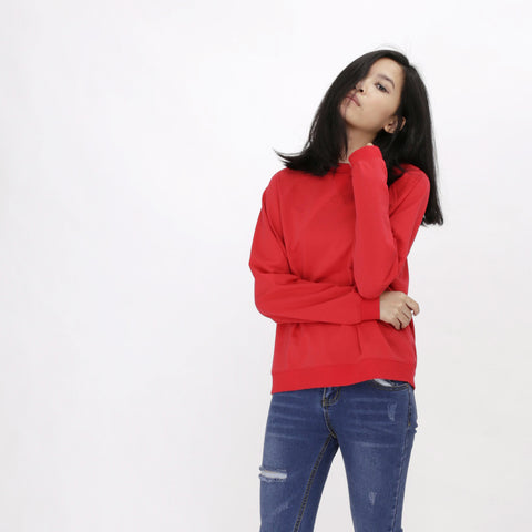 Red Lollipop Sweatshirt