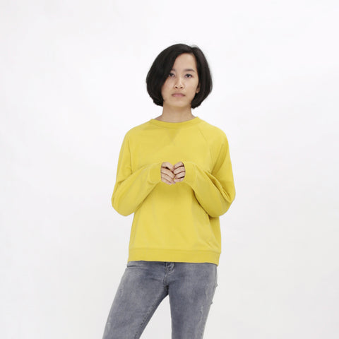 Yellow Lollipop Sweatshirt