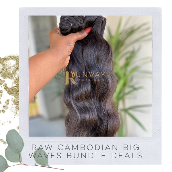 Raw Cambodian Big Waves Bundle Deals