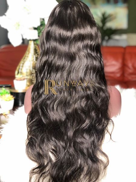 Body Wave Lace Unit