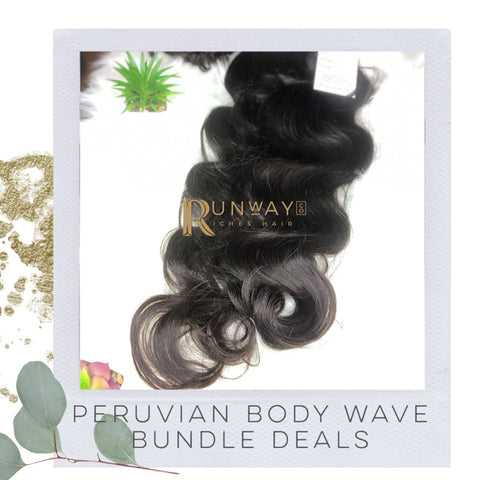 Peruvian Body Wave Bundle Deals