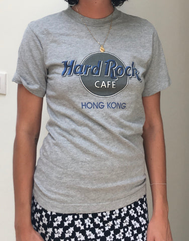 Vintage Hard Rock Hong Kong Tee