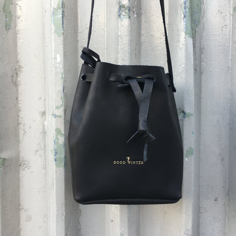 Good Winter GW3 Bucket Bag Large Black