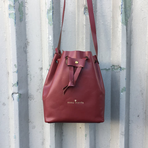 Good Winter GW1 Bucket Bag Small Pinot
