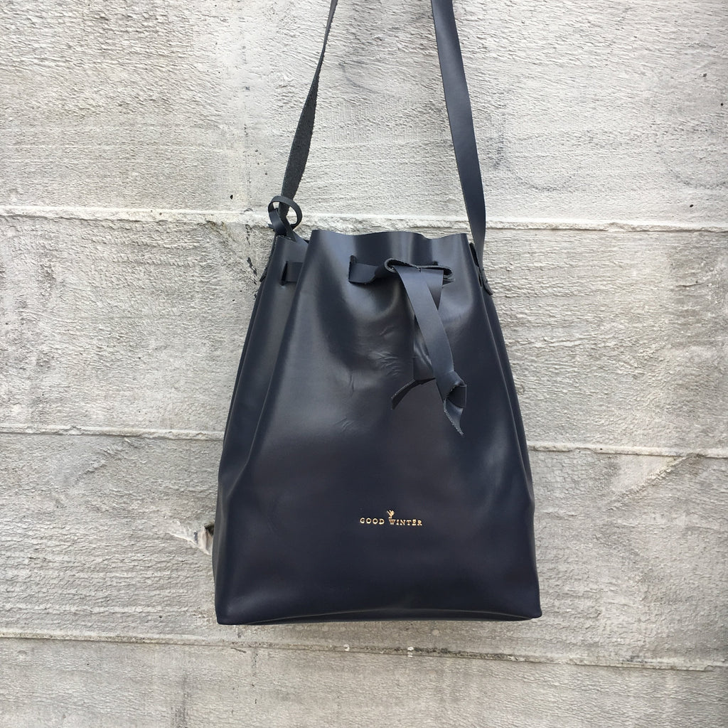 Good Winter GW3 Bucket Bag Large Navy
