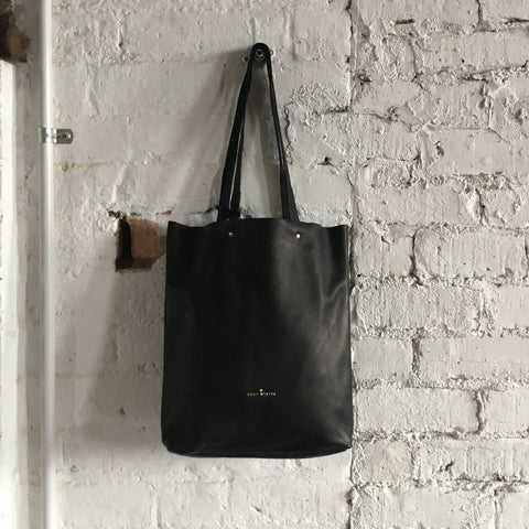 Good Winter GW4 Basic Tote Bag Black