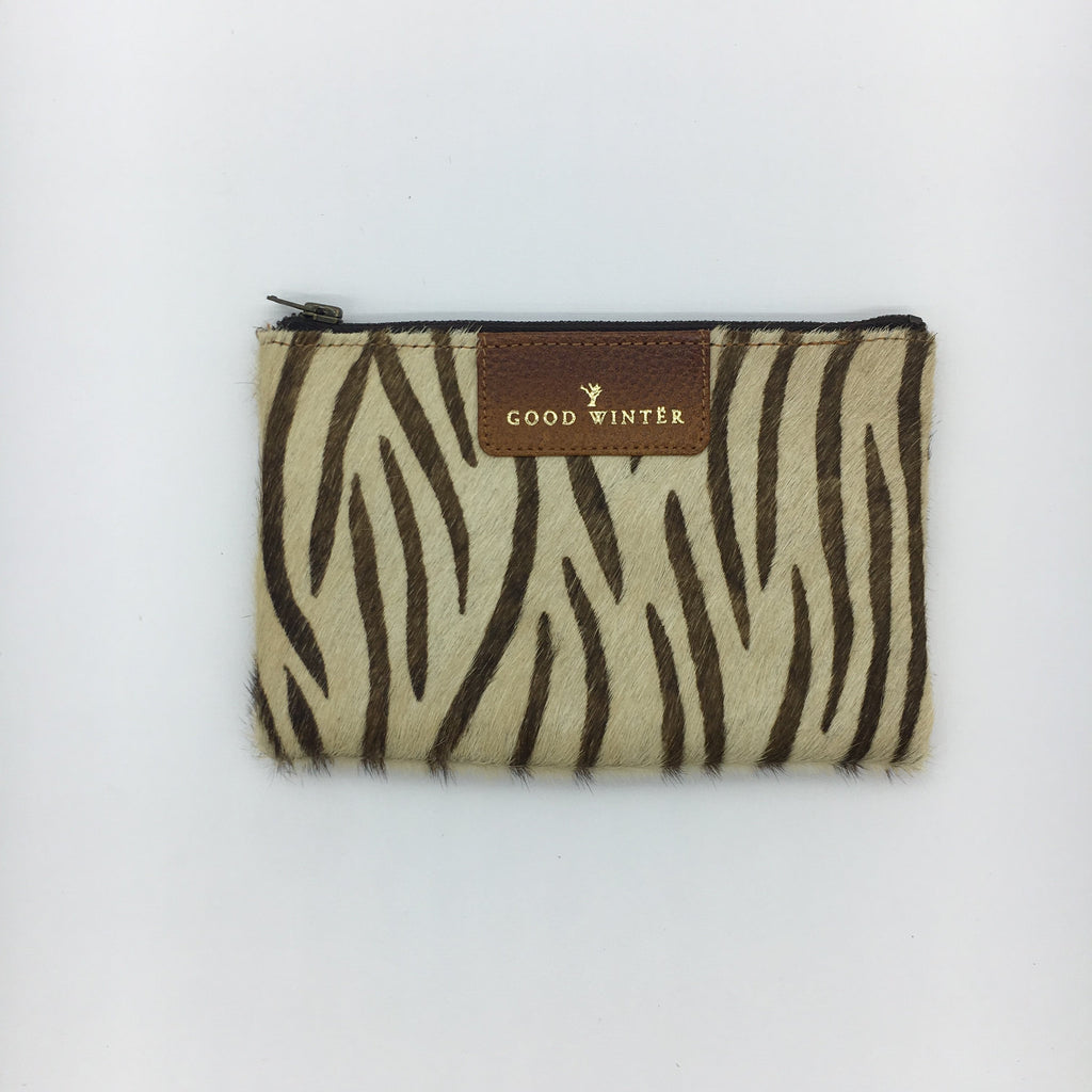 Good Winter GW6 Purse Zebra