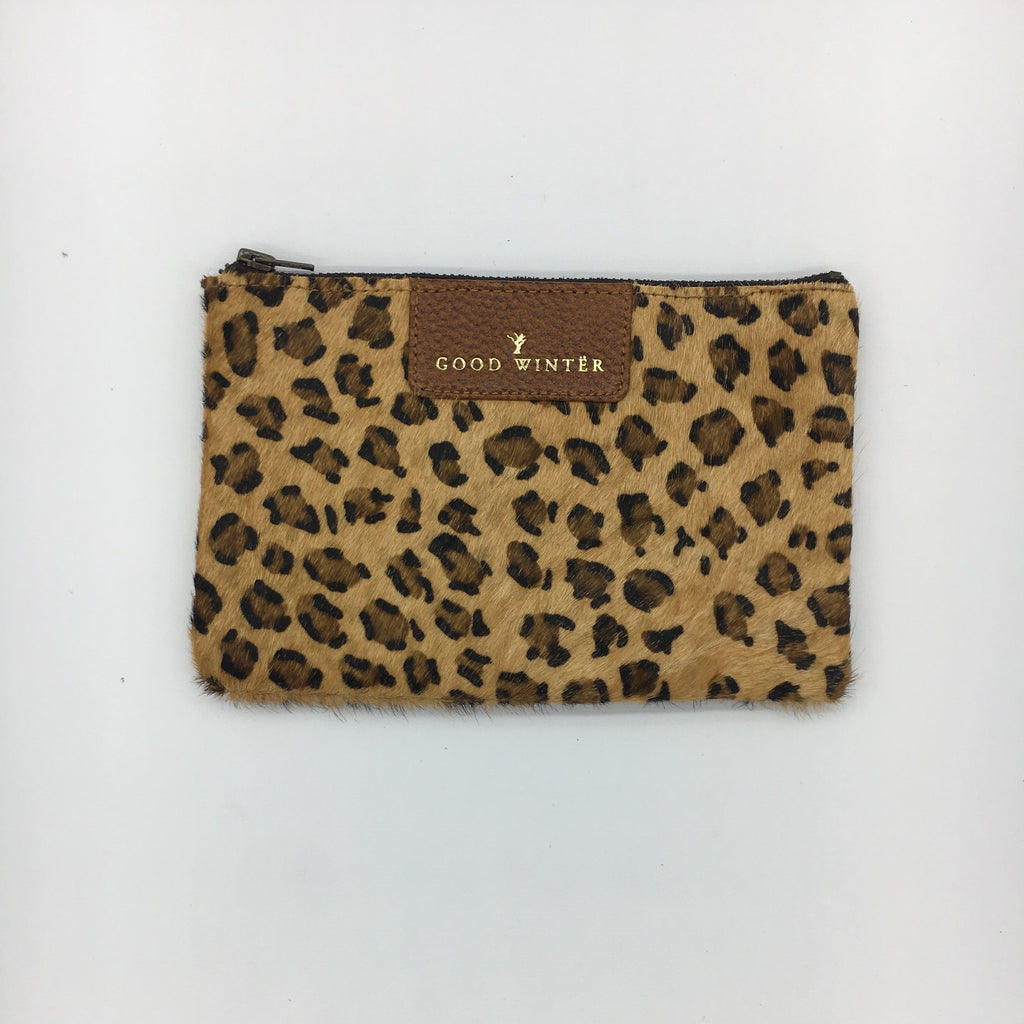 Good Winter GW6 Purse Leopard