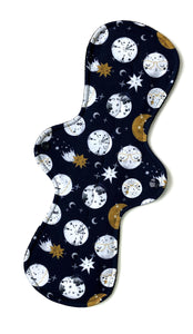Heavy Absorbency Cloth Pads: Sassy Moons