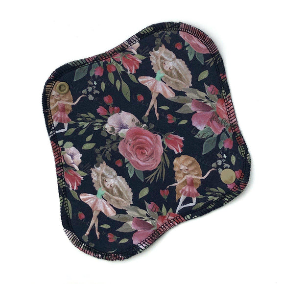 Cloth Liner: Ballet Floral-Wishy-Washy Cloth