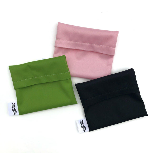 Pad Wrapper Mini Wet Bag