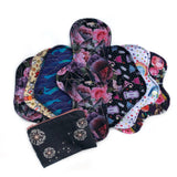 Cloth Pad Starter Kit: Cup Back-Up - Free Shipping!-Wishy-Washy Cloth