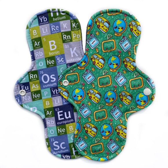 Reusable Pad Deal of the Monthly for September: Pad Academy-Wishy-Washy Cloth