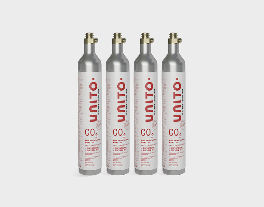 CO2 Cylinder (NOT REFILL)