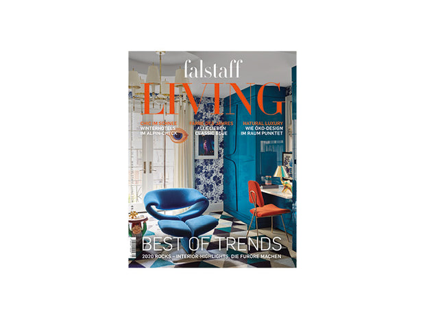 Falstaff Living Magazin 01/2020