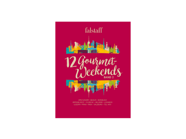 Falstaff Reisebuch »12 Gourmet Weekends« Band 2