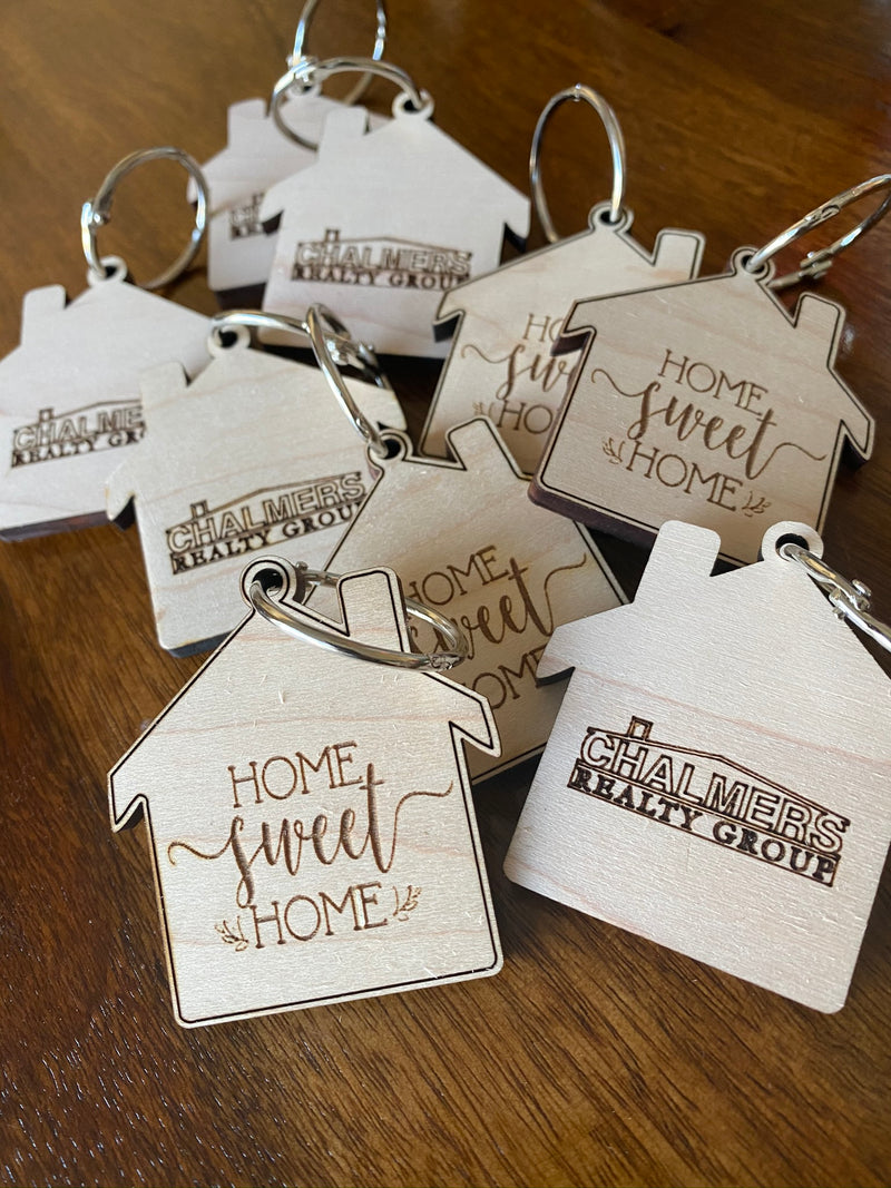 Home Sweet Home Key Chains