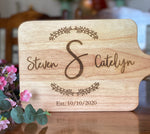 Personalized Wood Cutting Boards