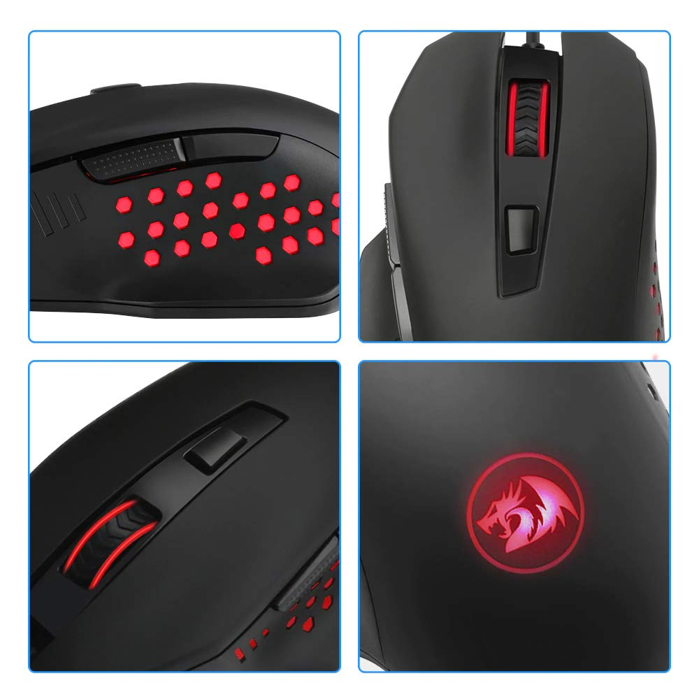 Redragon M610 gainer gaming mouse best price in pakistan