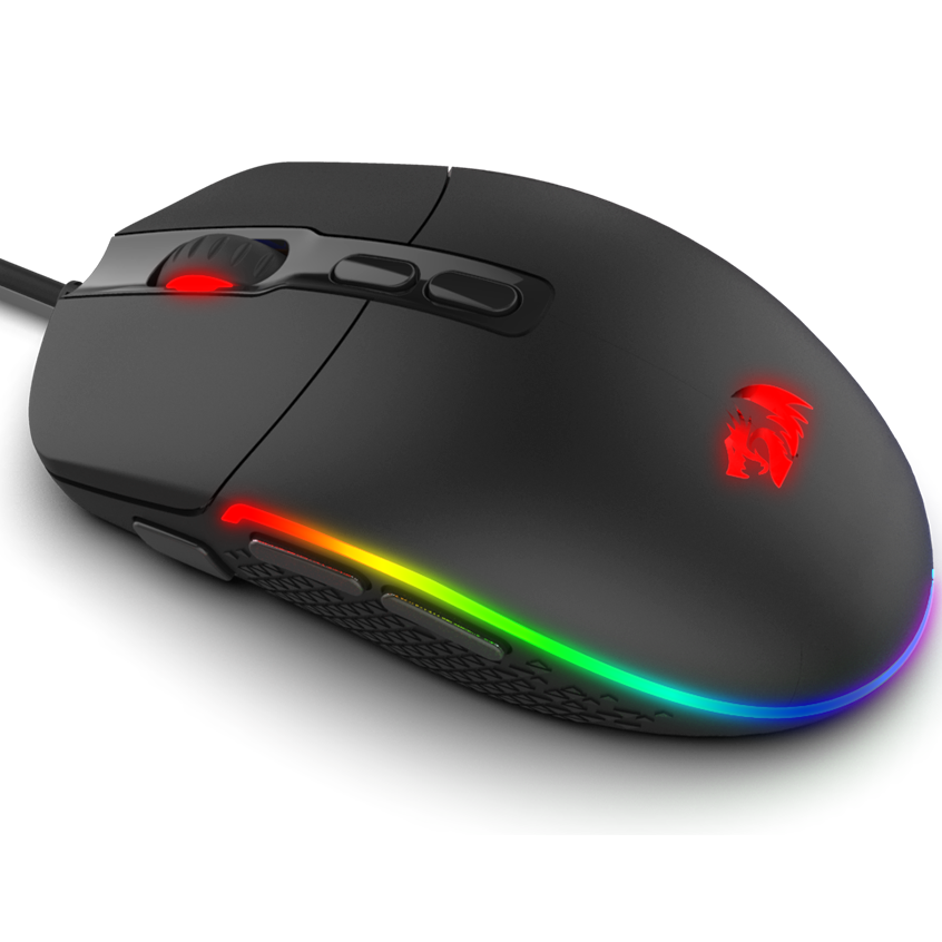 Redragon M719 INVADER Wired Gaming Mouse