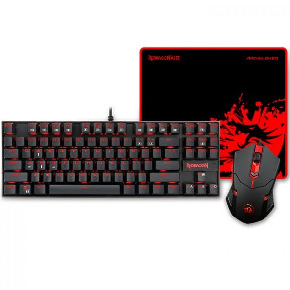Redragon Combo 3 in 1 K552BA-2