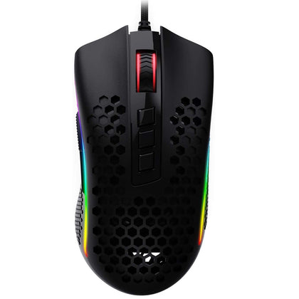 Redragon M808 Storm Lightweight RGB Gaming Mouse